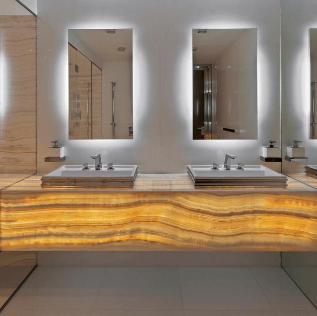 Installing Your Custom Bathroom Mirrors Stress Free Economy Glass